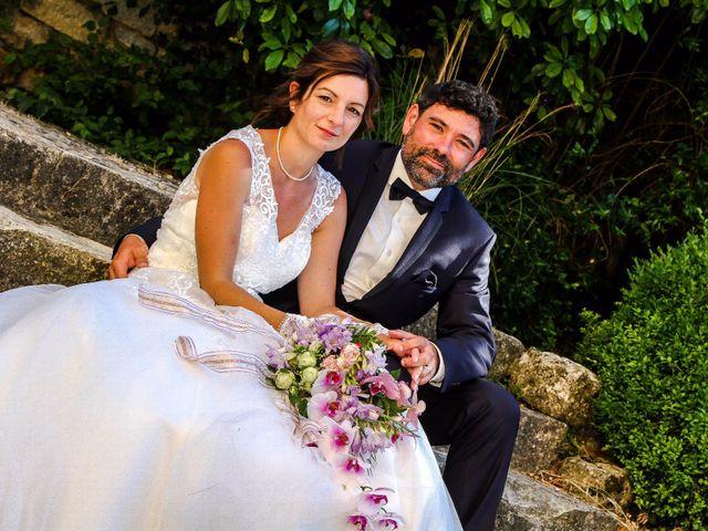 Le mariage de Paul et Céline à Saint-Amand-de-Coly, Dordogne 32