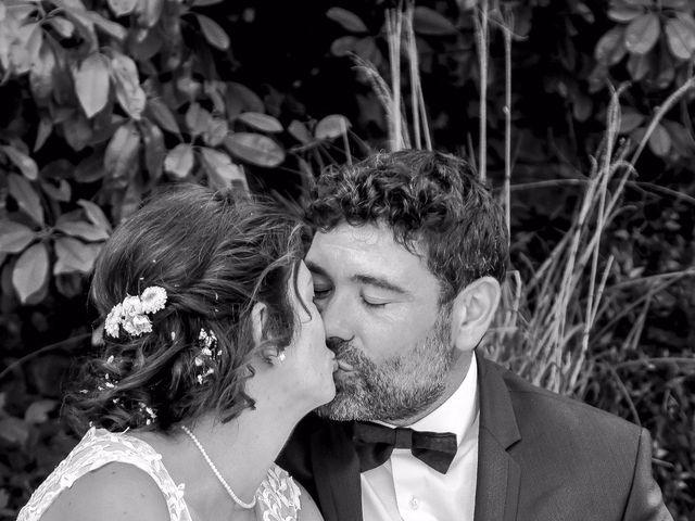 Le mariage de Paul et Céline à Saint-Amand-de-Coly, Dordogne 1