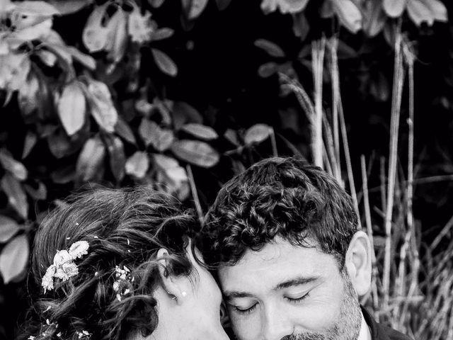 Le mariage de Paul et Céline à Saint-Amand-de-Coly, Dordogne 2