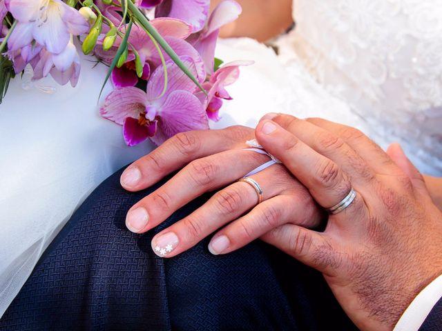 Le mariage de Paul et Céline à Saint-Amand-de-Coly, Dordogne 34