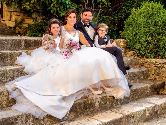 Le mariage de Paul et Céline à Saint-Amand-de-Coly, Dordogne 35