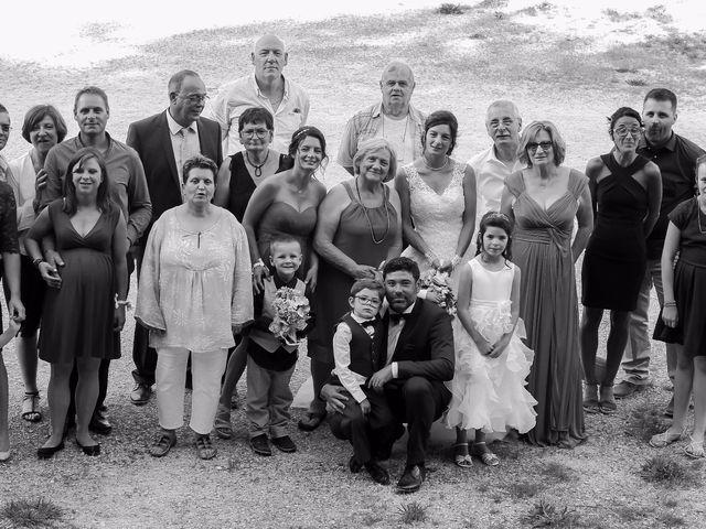 Le mariage de Paul et Céline à Saint-Amand-de-Coly, Dordogne 36