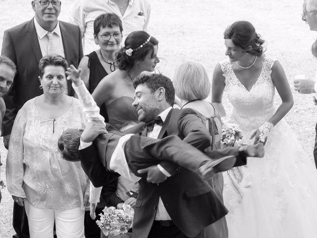 Le mariage de Paul et Céline à Saint-Amand-de-Coly, Dordogne 37