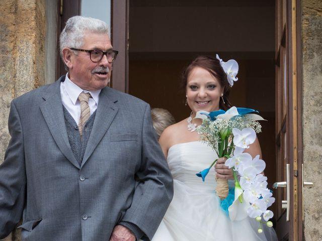 Le mariage de Arnaud et Alexandra à Remilly-Aillicourt, Ardennes 8