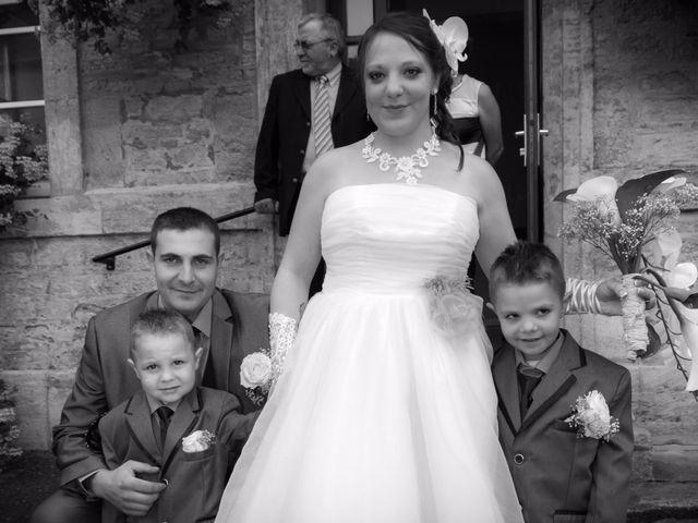 Le mariage de Arnaud et Alexandra à Remilly-Aillicourt, Ardennes 9