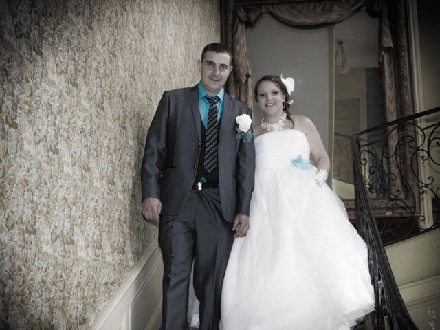Le mariage de Arnaud et Alexandra à Remilly-Aillicourt, Ardennes 20