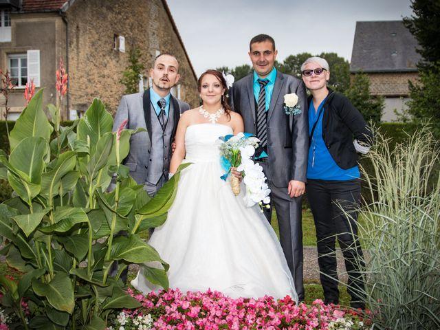 Le mariage de Arnaud et Alexandra à Remilly-Aillicourt, Ardennes 22