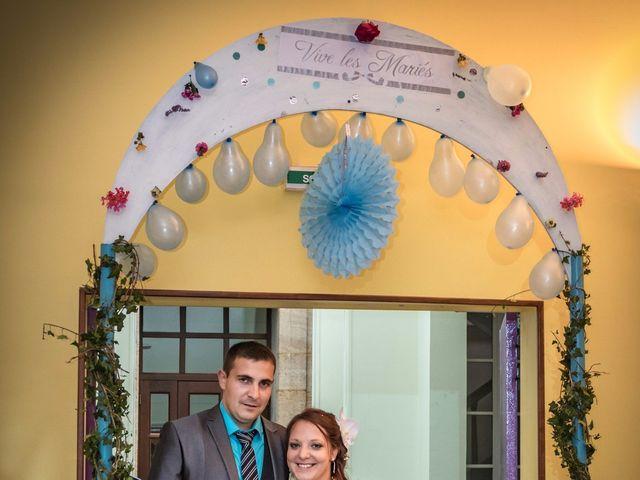 Le mariage de Arnaud et Alexandra à Remilly-Aillicourt, Ardennes 27