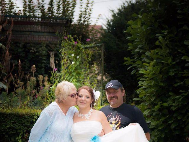 Le mariage de Arnaud et Alexandra à Remilly-Aillicourt, Ardennes 43