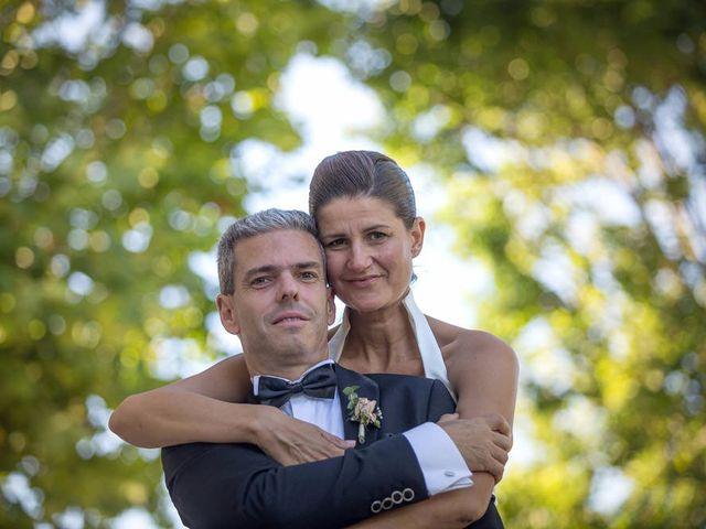 Le mariage de Elvire et Pierre