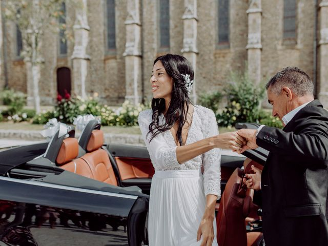 Le mariage de Neil et Sonia à Crach, Morbihan 45