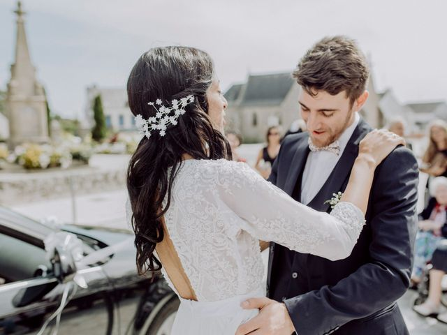 Le mariage de Neil et Sonia à Crach, Morbihan 46