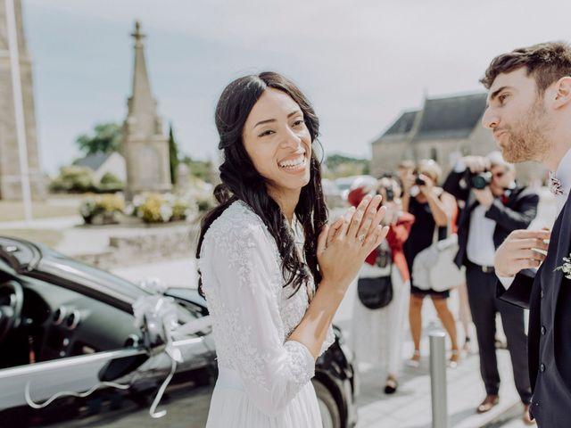 Le mariage de Neil et Sonia à Crach, Morbihan 47