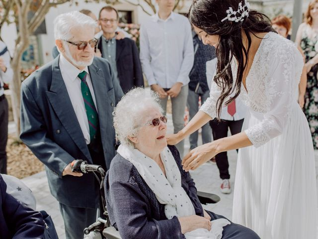 Le mariage de Neil et Sonia à Crach, Morbihan 48