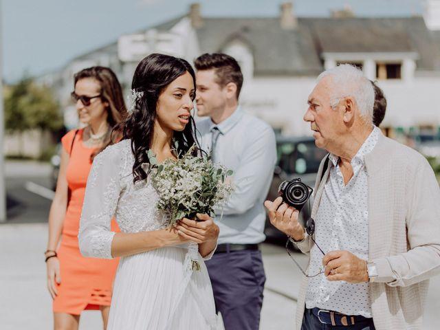 Le mariage de Neil et Sonia à Crach, Morbihan 54