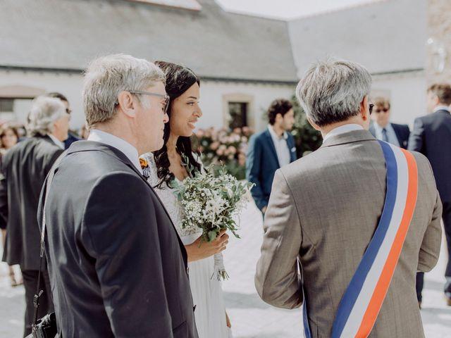 Le mariage de Neil et Sonia à Crach, Morbihan 56