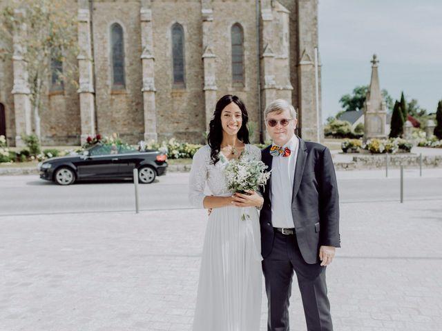 Le mariage de Neil et Sonia à Crach, Morbihan 60