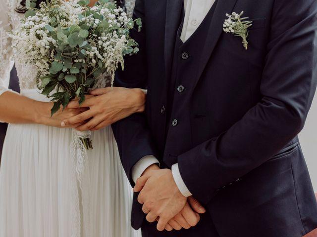 Le mariage de Neil et Sonia à Crach, Morbihan 75