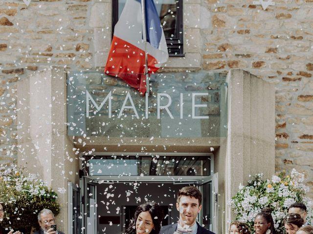 Le mariage de Neil et Sonia à Crach, Morbihan 89