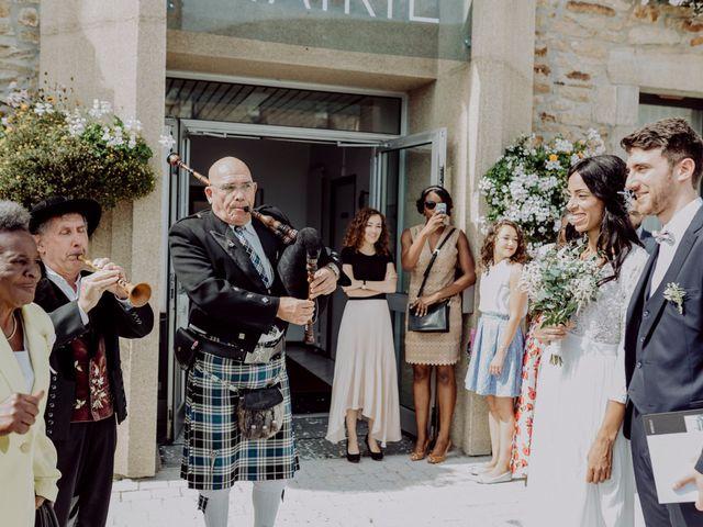 Le mariage de Neil et Sonia à Crach, Morbihan 91