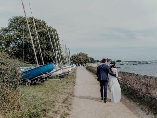 Le mariage de Neil et Sonia à Crach, Morbihan 99