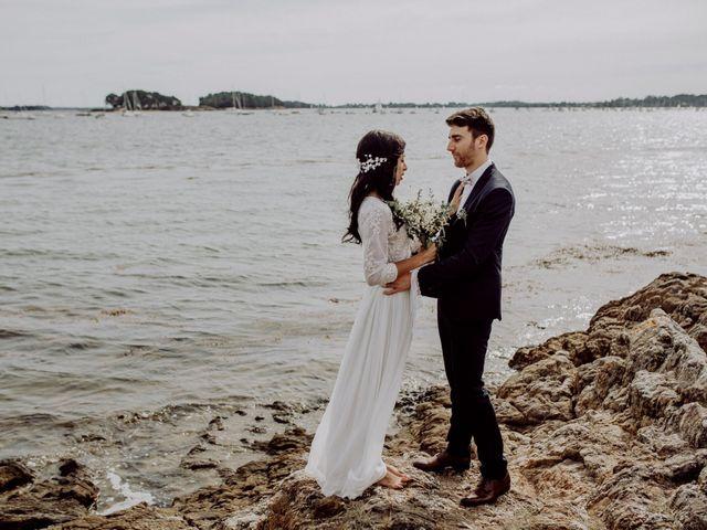 Le mariage de Neil et Sonia à Crach, Morbihan 100