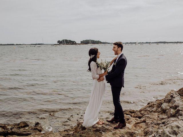 Le mariage de Neil et Sonia à Crach, Morbihan 101