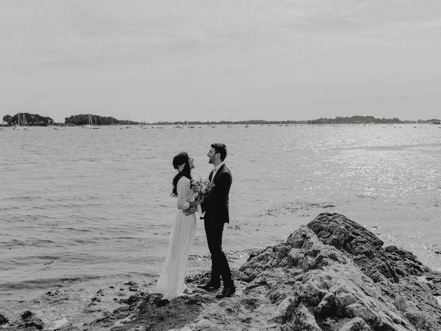 Le mariage de Neil et Sonia à Crach, Morbihan 103