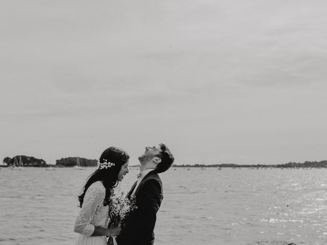 Le mariage de Neil et Sonia à Crach, Morbihan 104