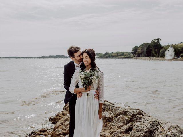 Le mariage de Neil et Sonia à Crach, Morbihan 107