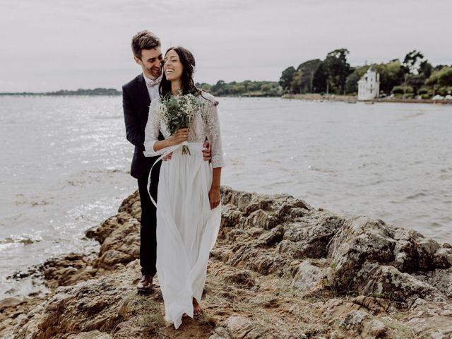 Le mariage de Neil et Sonia à Crach, Morbihan 109