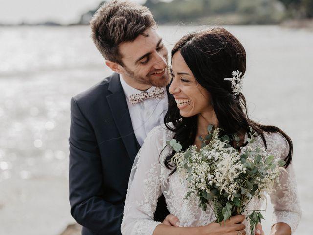 Le mariage de Sonia et Neil