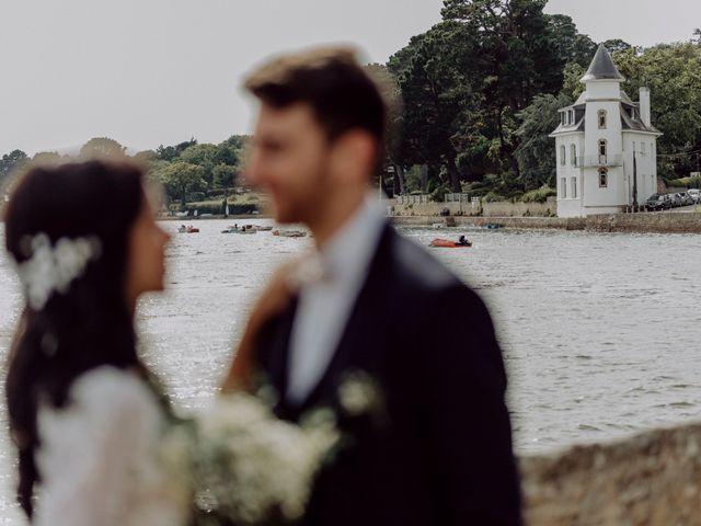 Le mariage de Neil et Sonia à Crach, Morbihan 1