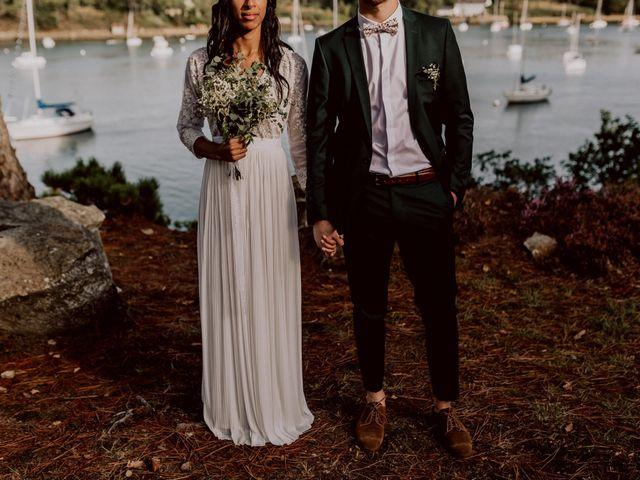 Le mariage de Neil et Sonia à Crach, Morbihan 142