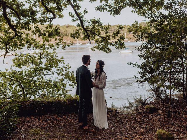 Le mariage de Neil et Sonia à Crach, Morbihan 146
