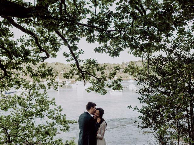 Le mariage de Neil et Sonia à Crach, Morbihan 147