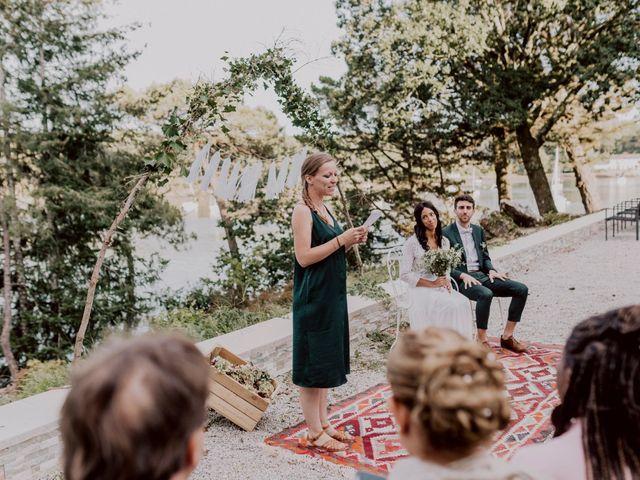 Le mariage de Neil et Sonia à Crach, Morbihan 156