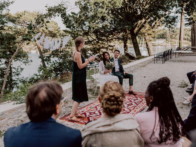 Le mariage de Neil et Sonia à Crach, Morbihan 158