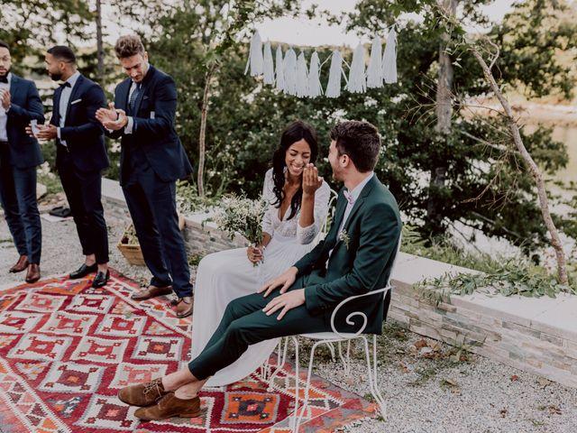Le mariage de Neil et Sonia à Crach, Morbihan 164