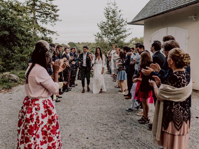 Le mariage de Neil et Sonia à Crach, Morbihan 179
