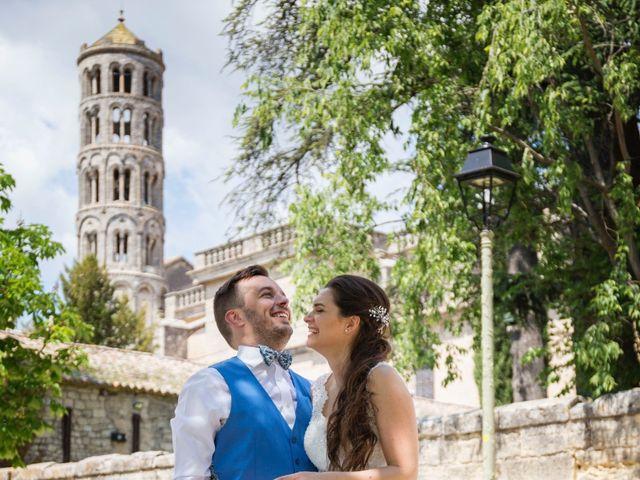 Le mariage de Cyril et Chloé à Uzès, Gard 3