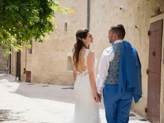 Le mariage de Cyril et Chloé à Uzès, Gard 2