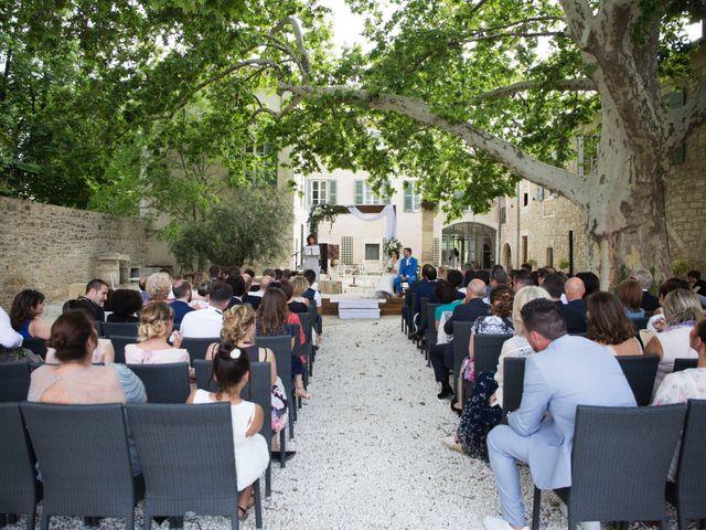Le mariage de Cyril et Chloé à Uzès, Gard 6