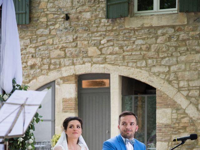 Le mariage de Cyril et Chloé à Uzès, Gard 7