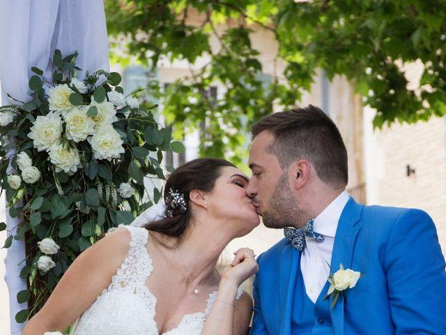 Le mariage de Cyril et Chloé à Uzès, Gard 8
