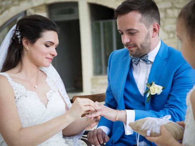 Le mariage de Cyril et Chloé à Uzès, Gard 9