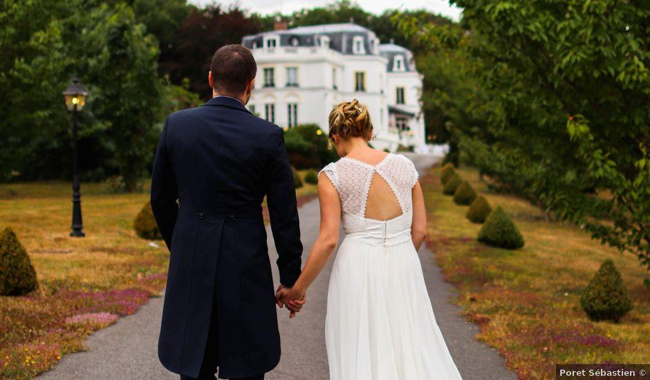 Le mariage de Matthieu et Delphine à Bonnelles, Yvelines