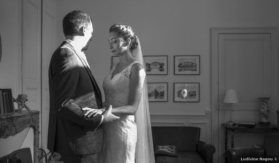 Le mariage de Damien et Aurélie à Béville-le-Comte, Eure-et-Loir