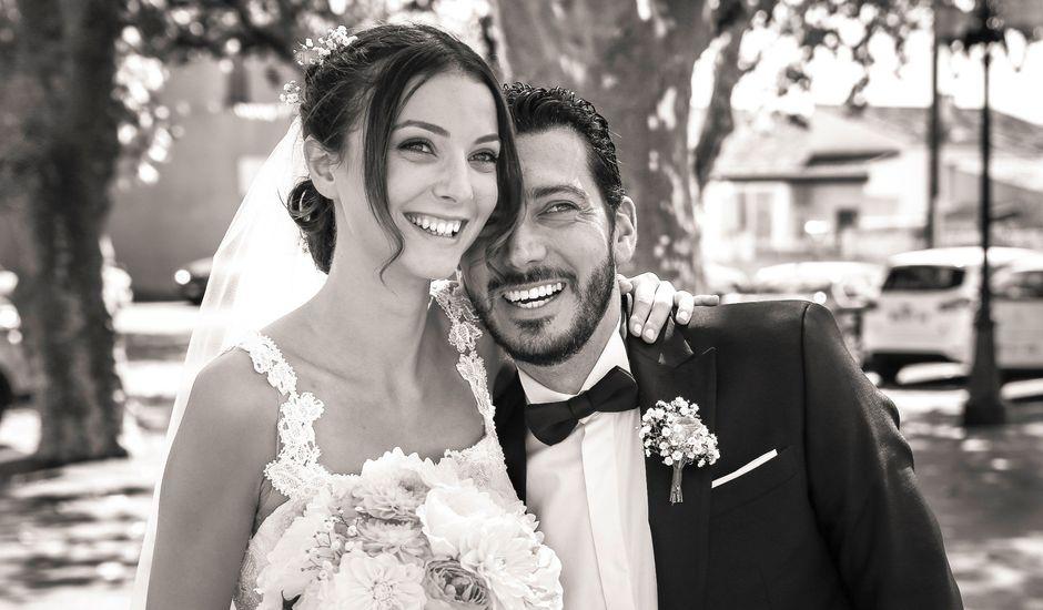 Le mariage de Gabriel et Fanny  à Rognes, Bouches-du-Rhône