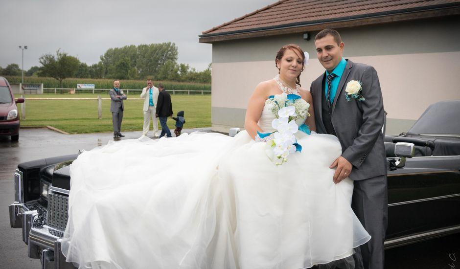 Le mariage de Arnaud et Alexandra à Remilly-Aillicourt, Ardennes